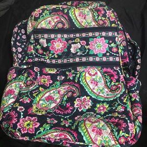 Vera Bradley school back pack